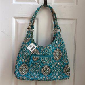 BNWT- VERA BRADLEY HOBO BAG-Vintage